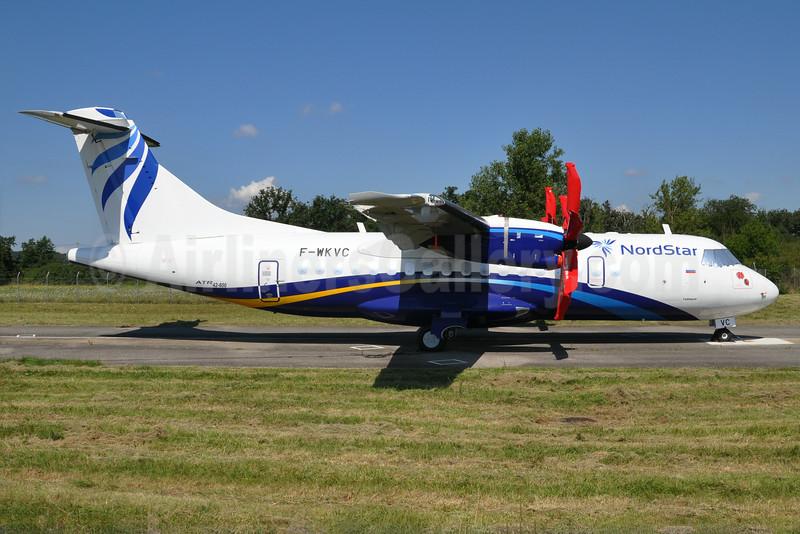 NordStar Airlines ATR 42-600 F-WKVC (msn 1002) TLS (Karl Cornil). Image: 923925.