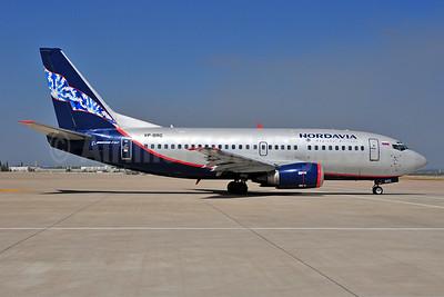 Nordavia Regional Airlines Boeing 737-53C VP-BRG (msn 24826) AYT (Ton Jochems). Image: 905503.