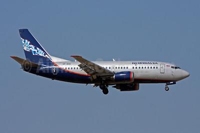 Nordavia Regional Airlines Boeing 737-5Y0 VP-BRK (msn 25288) AYT (Andi Hiltl). Image: 907382.