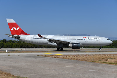 Nordwind Airlines Airbus A330-223 VP-BUB (msn 1002) AYT (Ton Jochems). Image: 955071