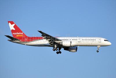Nordwind Airlines Boeing 757-2Q8 VQ-BBU (msn 29442)  AYT (Karl Cornil). Image: 923195.