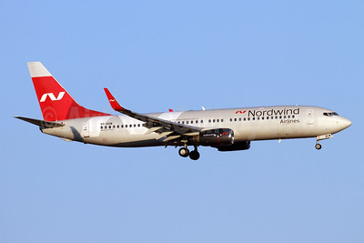 Nordwind Airlines Boeing 737-8Q8 WL VP-BOW (msn 30040) AYT (Andi Hiltl). Image: 946911.