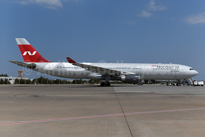 Nordwind Airlines Airbus A330-302 VP-BUP (msn 1370) AYT (Ton Jochems). Image: 955072.