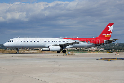 Nordwind Airlines Airbus A321-231 VQ-BRN (msn 1843) PMI (Ton Jochems). Image: 913119.