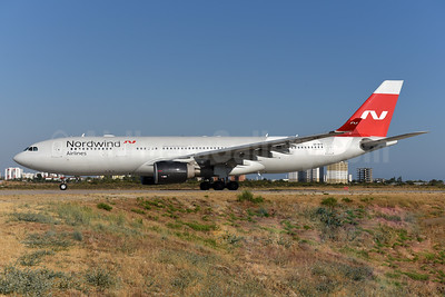 Nordwind Airlines Airbus A330-223 VP-BYV (msn 1221) AYT (Ton Jochems). Image: 939922.