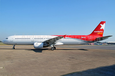 Nordwind Airlines Airbus A321-211 M-ABED (VQ-BOE) (msn 1219) SEN (Keith Burton). Image: 907267.