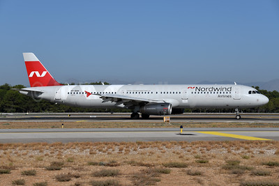Nordwind Airlines Airbus A321-232 VP-BGH (msn 3034) AYT (Ton Jochems). Image: 955068.