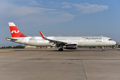 Nordwind Airlines Airbus A321-211 WL VQ-BRT (msn 7674) AYT (Ton Jochems). Image: 939921.