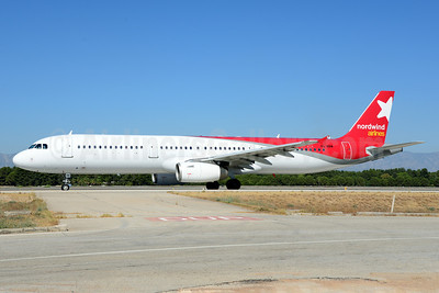 Nordwind Airlines Airbus A321-231 VQ-BRM (msn 1276) AYT (Ton Jochems). Image: 913798.