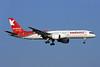 Nordwind Airlines Boeing 757-2Q8 VQ-BAK (msn 26332) AYT (Andi Hiltl). Image: 908621.