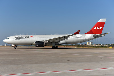 Nordwind Airlines Airbus A330-223 VP-BYV (msn 1221) AYT (Ton Jochems). Image: 939923.