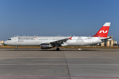 Nordwind Airlines Airbus A321-231 VQ-BOD (msn 1233) AYT (Ton Jochems). Image: 954869.