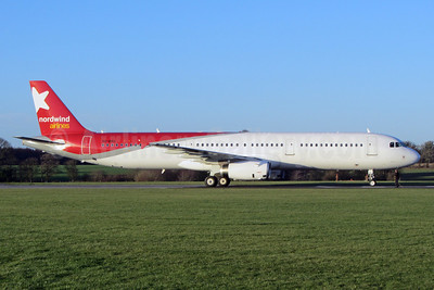 Nordwind Airlines Airbus A321-232 VQ-BRU (msn 2933) (Nordwind Airlines). Image: 921875.