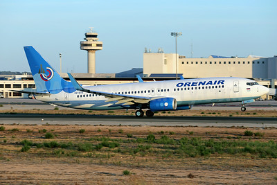 Orenair has taken over the Dobrolet 737s and routes