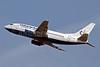 Orenair (Orenburg Airlines) Boeing 737-5H6 VP-BPE (Msn 26445) DME (OSDU). Image: 905097.