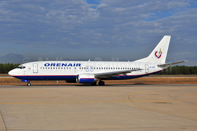 Orenair (Orenburg Airlines) Boeing 737-4Y0 VP-BGQ (msn 24683) AYT (Ton Jochems). Image: 903708.