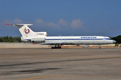 Orenair (Orenburg Airlines) Tupolev Tu-154B-2 RA-85604 (msn 84A604) AYT (Ton Jochems). Image: 903710.