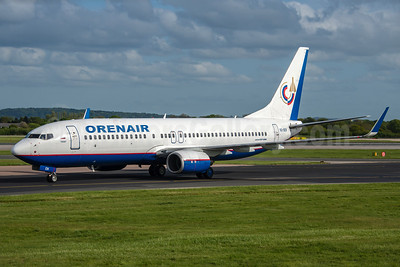 Orenair (Orenburg Airlines) Boeing 737-85R WL VQ-BEN (msn 29037) MAN (Rob Skinkis). Image: 932238.