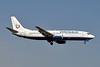 Orenair (Orenburg Airlines) Boeing 737-4Y0 VP-BGP (msn 24691) DME (Karl Cornil). Image: 907209.
