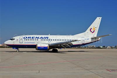 Orenair (Orenburg Airlines) Boeing 737-5H6 VP-BPF (msn 26446) AYT (Ton Jochems). Image: 907208.