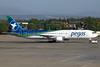 Pegas Touristik (IKAR Airlines) Boeing 767-3G5 ER VP-BOZ (msn 28111) AYT (Rainer Bexten). Image: 920962.
