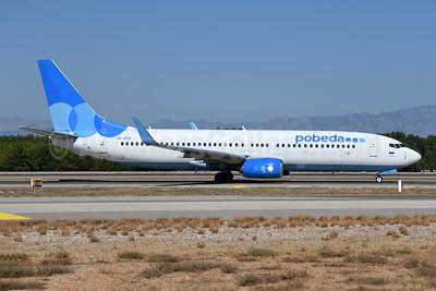 Pobeda Boeing 737-800 WL VP-BOD (msn 41238) AYT (Ton Jochems). Image: 955136.