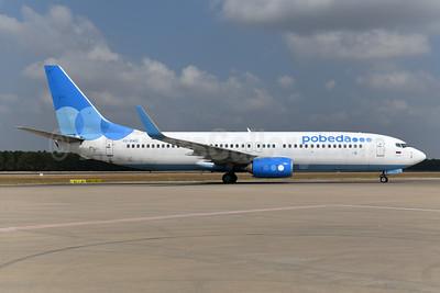 Pobeda Boeing 737-8LJ WL VQ-BWG (msn 41205) AYT (Ton Jochems). Image: 955137.