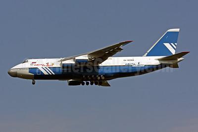 Polet Flight (Polet Airlines) Antonov An-124-100 RA-82068 (msn 9773051359127) IAD (Brian McDonough). Image: 909526.