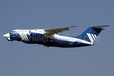 Polet Flight (Polet Airlines) Antonov An-148-100E RA-61709 (msn 4104) CFU (Antony J. Best). Image: 920634.