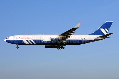 Polet Flight (Polet Airlines) Ilyushin Il-96-400T RA-96102 (msn 97693201002) EMA (Rob Skinkis). Image: 909531.