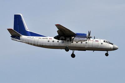 Polet Flight (Polet Airlines) Antonov An-24RV RA-46690 (msn 47309901) DME (Karl Cornil). Image: 909530.