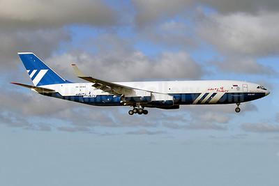 Polet Flight (Polet Airlines) Ilyushin Il-96-400T RA-96103 (msn 2147483647) MSE (Keith Burton). Image: 904666.