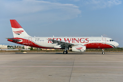 Red Wings Airlines Airbus A320-232 VP-BWY (msn 2193) AYT (Ton Jochems). Image: 942685.