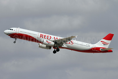 Red Wings Airlines Airbus A321-231 VP-BRQ (msn 2793) AYT (Andi Hiltl). Image: 942683.