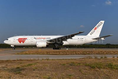 Red Wings Airlines Boeing 777-21H ER VP-BMR (msn 29325) AYT (Ton Jochems). Image: 955075.