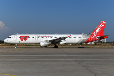 Red Wings Airlines Airbus A321-211 VP-BAN (msn 2005) AYT (Ton Jochems). Image: 955077.