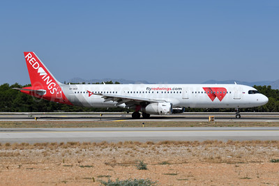 Red Wings Airlines Airbus A321-231 VP-BER (msn 2730) AYT (Ton Jochems). Image: 947561.