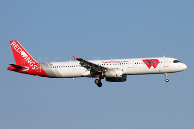 Red Wings Airlines Airbus A321-231 VP-BER (msn 2730) AYT (Andi Hiltl). Image: 946914.