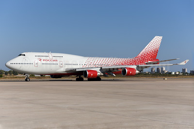 Rossiya Airlines Boeing 747-446 EI-XLG (msn 29899) AYT (Ton Jochems). Image: 939895.