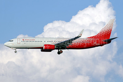 Rossiya Airlines Boeing 737-800 WL VP-BOA (msn 41232) CFU (Antony J. Best). Image: 942918.