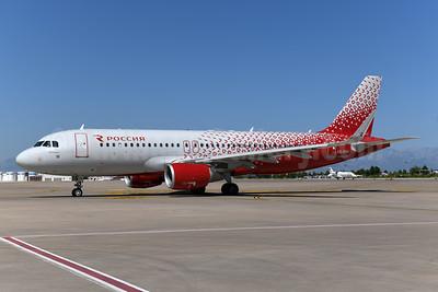 Rossiya Airlines Airbus A320-214 WL VQ-BSH (msn 6022) AYT (Ton Jochems). Image: 955565.