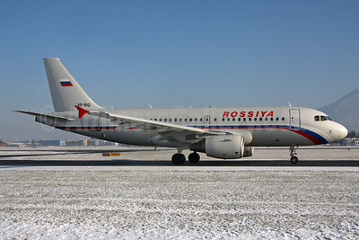Rossiya Russian Airlines Airbus A319-111 VP-BIQ (msn 1890) SZG (Jens Polster). Image: 935317.