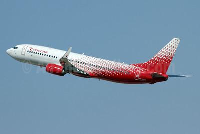 Rossiya Airlines Boeing 737-800 WL VP-BGR (msn 41228) AYT (Andi Hiltl). Image: 942916.