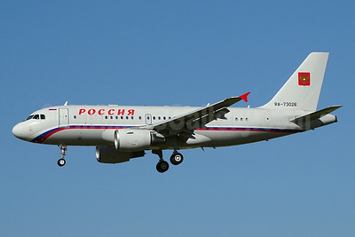 Rossiya Russian Airlines Airbus A319-115 (ACJ) RA-73026 (msn 4679) TLS (Paul Bannwarth). Image: 935319.