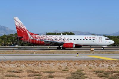 Rossiya Airlines Boeing 737-800 WL VP-BOI (msn 41224) AYT (Ton Jochems). Image: 955559.