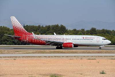 Rossiya Airlines Boeing 737-800 WL VP-BOD (msn 41238) AYT (Ton Jochems). Image: 945071.