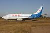 Rossiya Russian Airlines Boeing 737-548 EI-CDF (msn 25737) (Pulkovo colors) SEN (Keith Burton). Image: 908150.