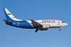 Rossiya Russian Airlines Boeing 737-548 EI-CDD (msn 24989) (Pulkovo colors) ARN (Stefan Sjogren). Image: 908149.