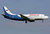 Rossiya Russian Airlines Boeing 737-548 EI-CDF (msn 25737) (Pulkovo colors) LGW (Antony J. Best). Image: 903161.