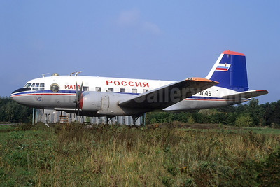Rossiya Ilyushin Il-14T 01146 (msn 7343408) (Jacques Guillem Collection). Image: 955566.